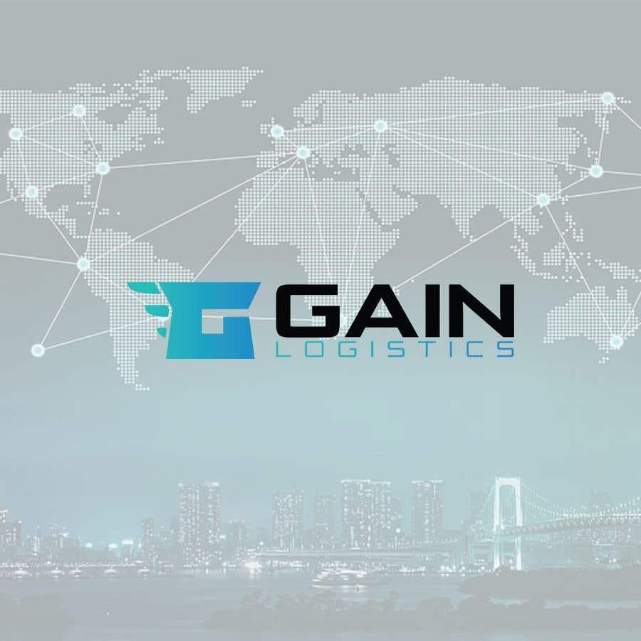 Konkurrenceindlæg #475 for Logo Design - Gain Logistics