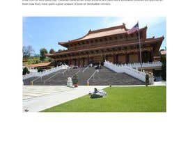 nº 5 pour Visit a Chinese Buddhist temple inside or near California and write experience par nafinayubarilbu5