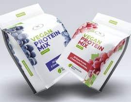 Nro 344 kilpailuun Design a Bag for Vegan Protein käyttäjältä arnold865