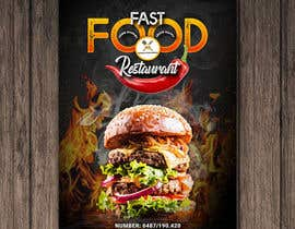 #20 for New flyer and Freshup logo for BFC (burger foodplace) by ahhovon734