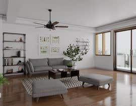 #16 untuk Design my Living/ Dining Room oleh ErikMarvel92