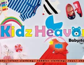 marianayepez tarafından Banner for Kids Store için no 13