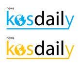 Graphic Design Konkurrenceindlæg #75 for Logo Design for news WEBSITE