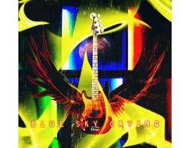 #139 for Artwork design for band CD (jewel case) with logo too af neotrix777