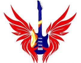 #38 for Artwork design for band CD (jewel case) with logo too af Rockanimus