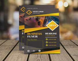 #155 for Edit flyer and business card by sujitguho42