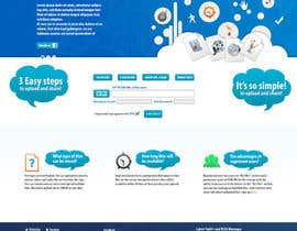 #7 cho Website Design for Upload Files website bởi muresanalexandru