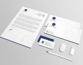 Nro 38 kilpailuun Complete Business Communication : Elegant Business card, Header paper A4, post card, Envelope etc. käyttäjältä wefreebird