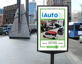 #1 untuk Create a Professional Design 70cmx100Cm Outdoor PVC Poster oleh angaangung