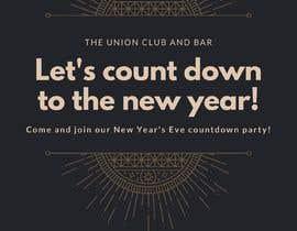 #31 untuk New years Flyer Design oleh alyzazlan