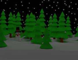 #3 for Build Me a Christmas Scene af ArifRabbaniFahim