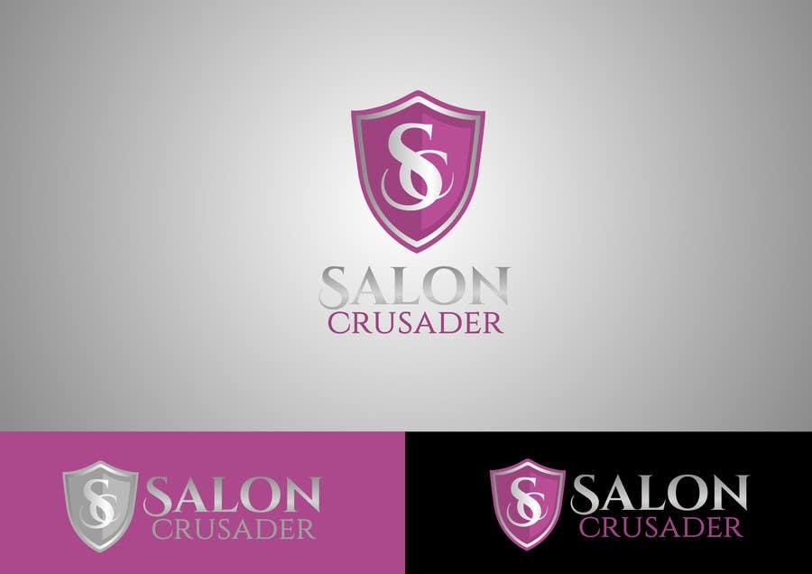 Bài tham dự cuộc thi #                                        15                                      cho                                         Design a Logo for Salon Crusader, LLC