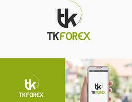 #172 for Logo for Forex Signals Provider (TK Forex) by nikgraphic