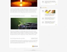Nro 11 kilpailuun Design a Website Mockup for Earnest J. Ujaama käyttäjältä Pavithranmm