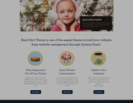 Nro 3 kilpailuun Design a Website Mockup for Earnest J. Ujaama käyttäjältä hendrilubis