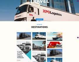 #25 for Website Re Design by exbitgraphics