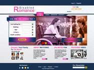 Graphic Design Inscrição do Concurso Nº31 para Website Design for Dating website homepage