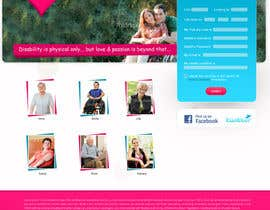 #19 cho Website Design for Dating website homepage bởi rajranjan12
