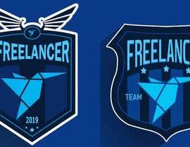nº 70 pour Make a Freelancer football badge par mayank94214