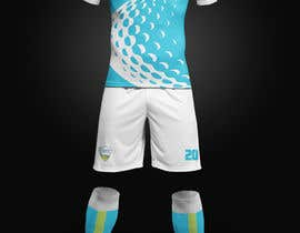 Nro 15 kilpailuun Design me a soccer jersey käyttäjältä soashkani