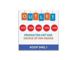 #154 for outlet banner by SEFAT10