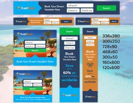 #20 for Hotel search banner ads (7 banners) by Kabirhossen840