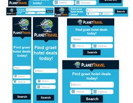 #19 for Hotel search banner ads (7 banners) by mrhamza034