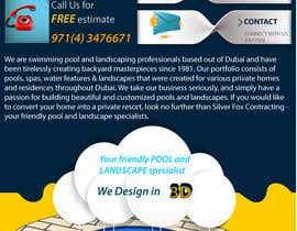 #13 for Advertisement Design for Landscaping Service by webdemon