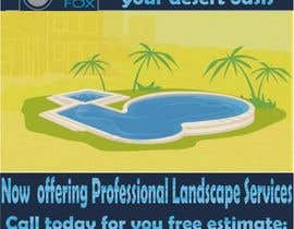 #6 for Advertisement Design for Landscaping Service by maniac6n3
