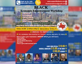 #36 untuk Support The Boom Presents Black Economic Empowerment Workshop oleh evansarker420p