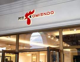 """Nro 78 kilpailuun """"RE COMIENDO"""" logo (Grilled chicken and step food) / Logotipo """"RE COMIENDO"""" (Pollos a las brasas y comida al paso) käyttäjältä mesteroz"""