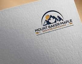 Nro 175 kilpailuun Logo for organic Maple syrup käyttäjältä munsurrohman52