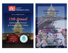 #14 untuk Design a Flyer for International Festival of Language and Culture oleh jhess31