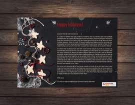 #48 för Redesigning Holiday Postcard av tufaelhossin