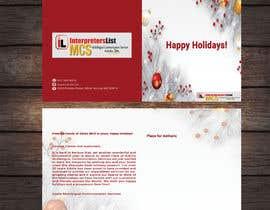 #58 för Redesigning Holiday Postcard av tufaelhossin