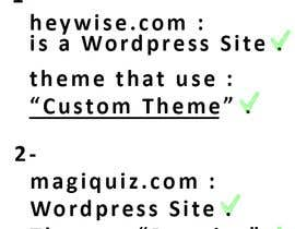 #22 untuk Name What Wordpress Theme This is and What Plugin This Is oleh psychok1ng