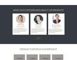 #6 dla build a product description page przez shafayet035