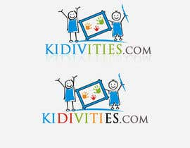 #145 para Logo Design for kidivities.com por designerartist