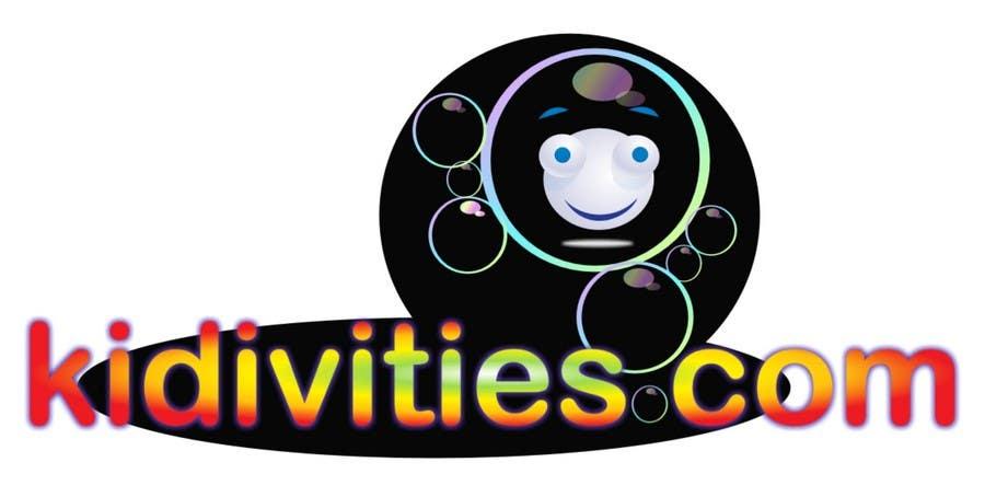 Penyertaan Peraduan #331 untuk Logo Design for kidivities.com