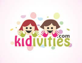 #195 para Logo Design for kidivities.com por honeykp