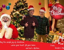 #32 para create a funny Christmas card 2019 por DesignVibes4U