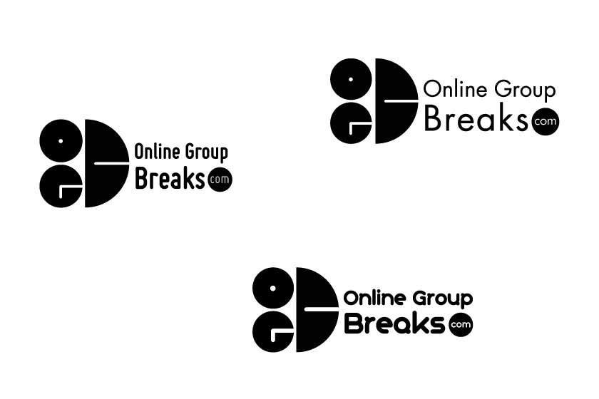 Inscrição nº 149 do Concurso para Logo Design for OnlineGroupBreaks.com