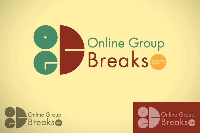 Penyertaan Peraduan #150 untuk Logo Design for OnlineGroupBreaks.com