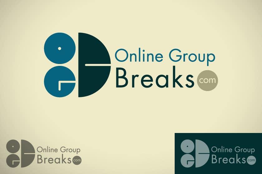 Penyertaan Peraduan #151 untuk Logo Design for OnlineGroupBreaks.com