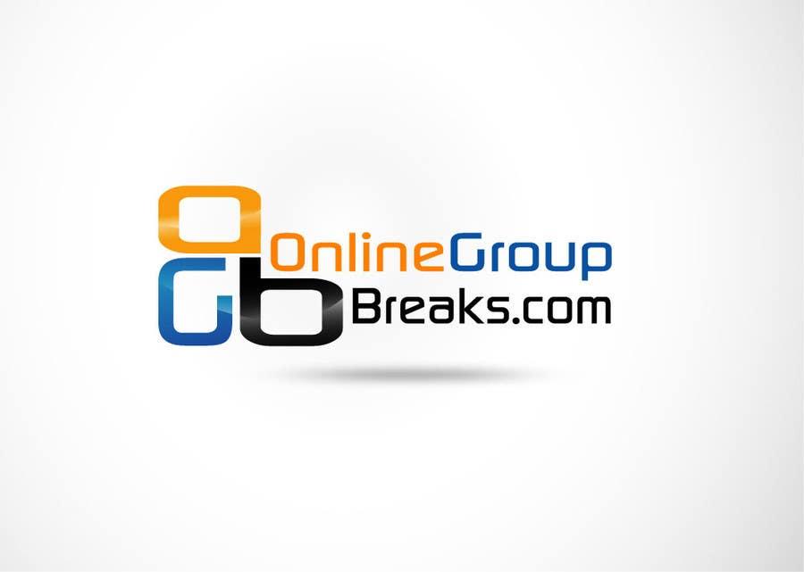 Inscrição nº 95 do Concurso para Logo Design for OnlineGroupBreaks.com
