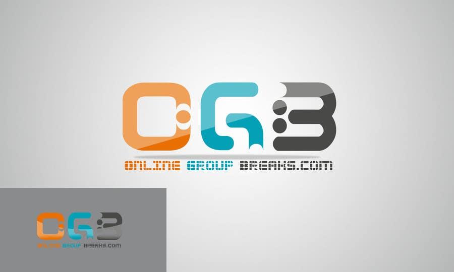 Inscrição nº 121 do Concurso para Logo Design for OnlineGroupBreaks.com