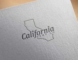 Nro 782 kilpailuun California Hemp Co. needs a logo! käyttäjältä mdtuku1997