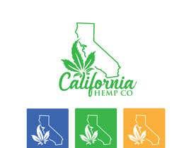 Nro 749 kilpailuun California Hemp Co. needs a logo! käyttäjältä rananyo
