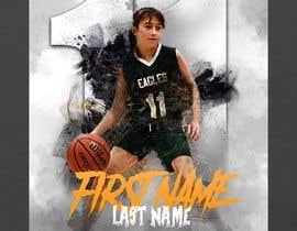 #82 для Design a Basketball Poster от IslamNasr07