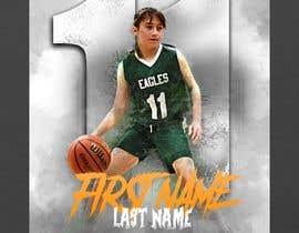 #91 для Design a Basketball Poster от IslamNasr07